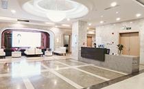 上海愉悦美联臣医疗美容二楼大厅