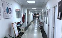 遵义广慈医院整形科走廊