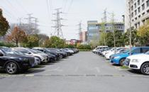 上海诺诗雅整形医院停车场