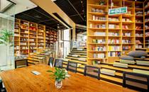 长沙笙泽植发阅览休息区