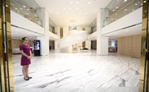上海美莱整形等候大厅