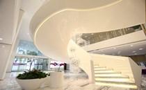 上海美莱整形楼梯