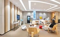 南京艺星整形医院休闲区