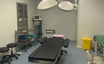 西安丝倍梵植发手术室
