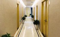 合肥斯尔美医疗美容走廊