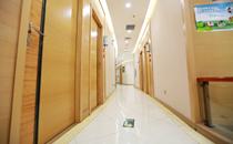 深圳富华整形走廊