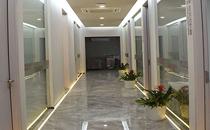 宁波整形外科医院走廊