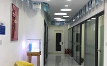 长春超龙牙博士治疗室走廊