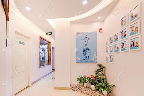 北京童仁医疗美容走廊