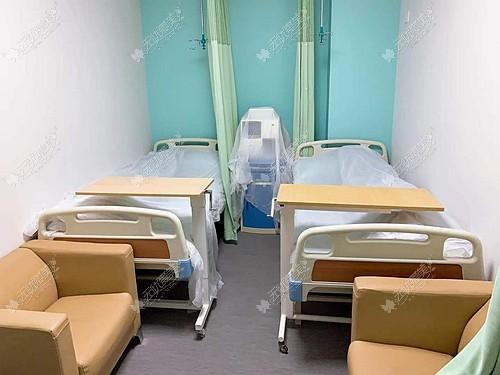 北京天赐丽人整形术后病房
