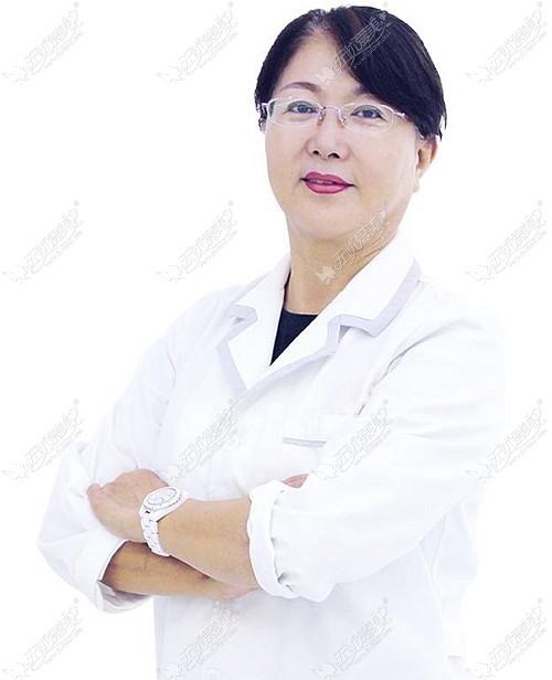 济南艾魅丽整形担任技术院长的刘露医生