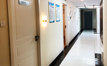 廊坊中月鸿医疗走廊