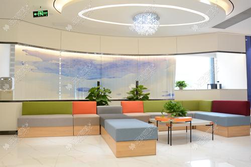 广州丽港丽格医疗美容休息区