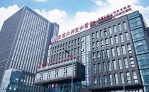 重庆北部宽仁医院外观