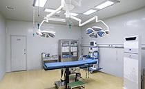 西安米兰柏羽整形医院手术室
