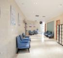 西安米兰柏羽整形医院走廊