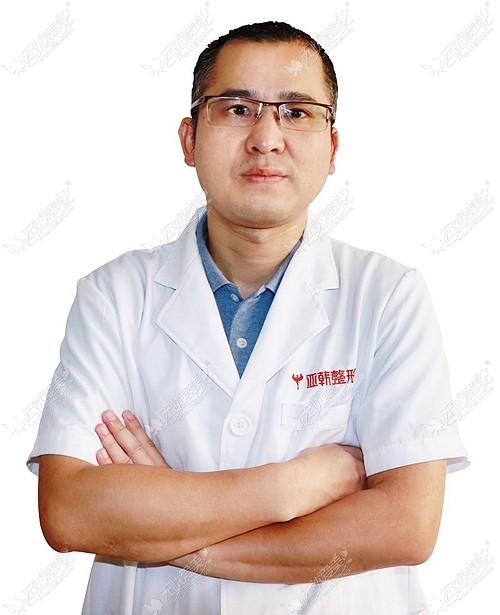 武汉亚韩的王向阳医生