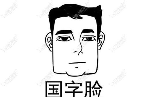 国字脸做下颌角还是U型截骨
