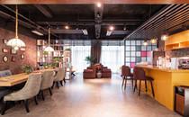 青岛华颜美整形医院咖啡室