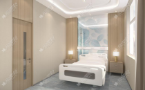 上海江城皮肤病医院独立病房