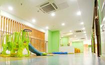 武汉瑞博口腔医院儿童娱乐区
