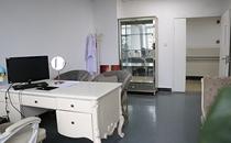 成都西部中西医结合医院整形面诊室