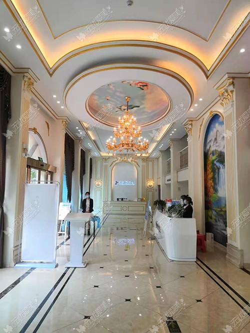台州博仕整形大厅