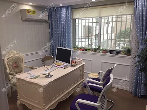 台州博仕整形面诊室