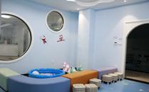上海尤旦口腔医院儿童玩具区