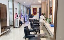 上海新生植发护理区