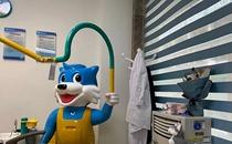 福州福能海峡口腔医院儿童治疗室